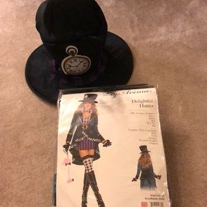 Other - Girl Mad hatter costume
